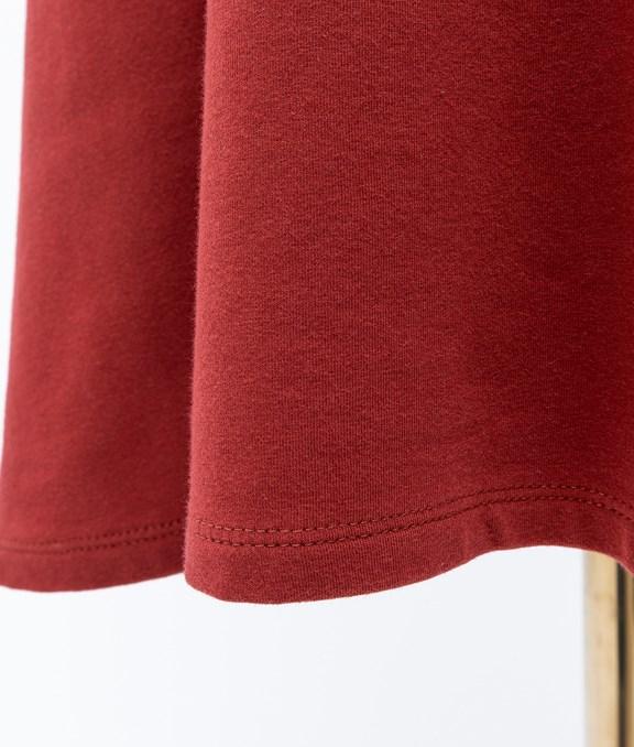 MIT知性感一字領洋裝