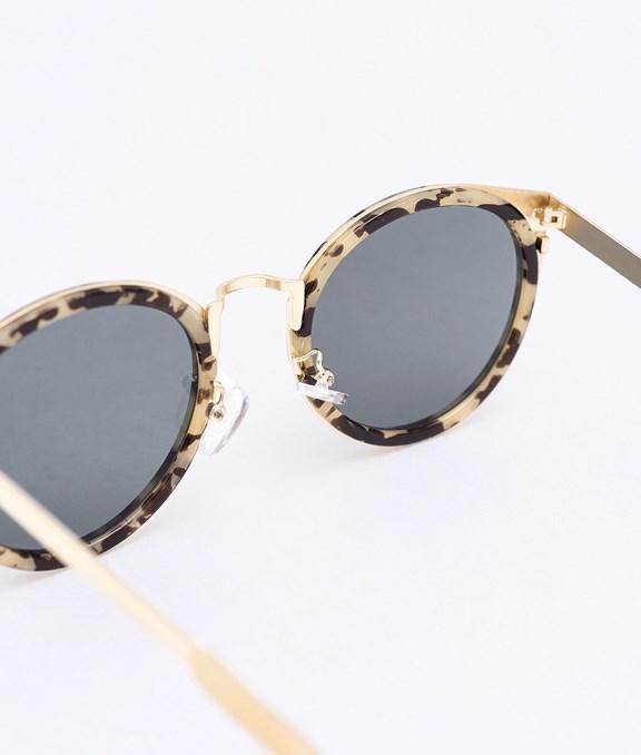 小野貓金屬太陽眼鏡